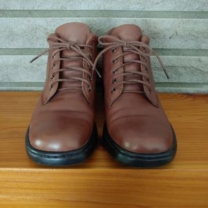 Naturalizer Brown Ankle Boots Rare 9S Size!